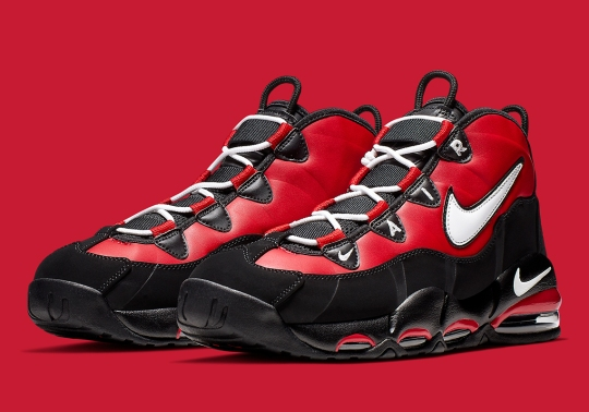 Bulls Fans Approve Of This Nike Air Max Uptempo 95