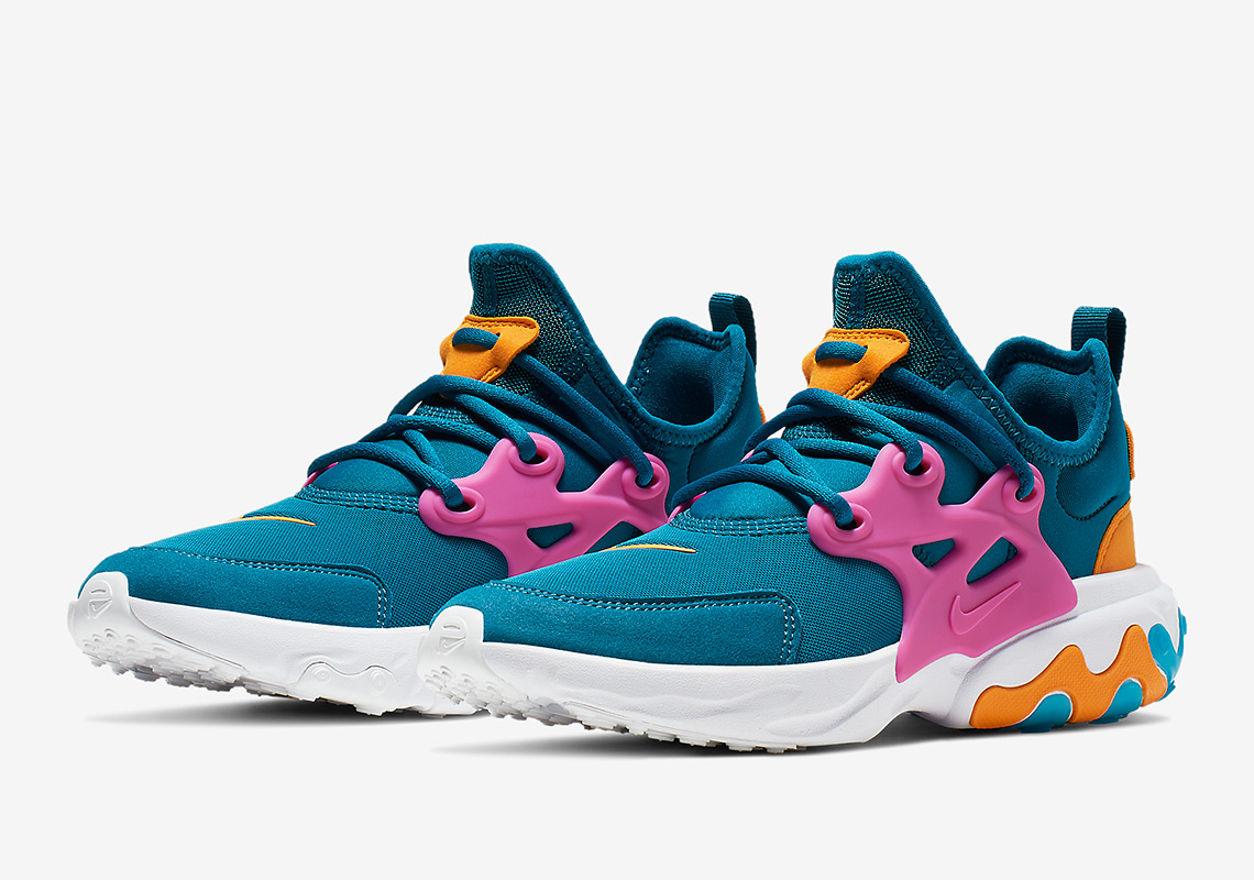 15dafaa2936b37 Preview The Upcoming Nike Presto React In A Handful Of Colorways Nike  combines two of its most comfortable elements for the wild Presto React.