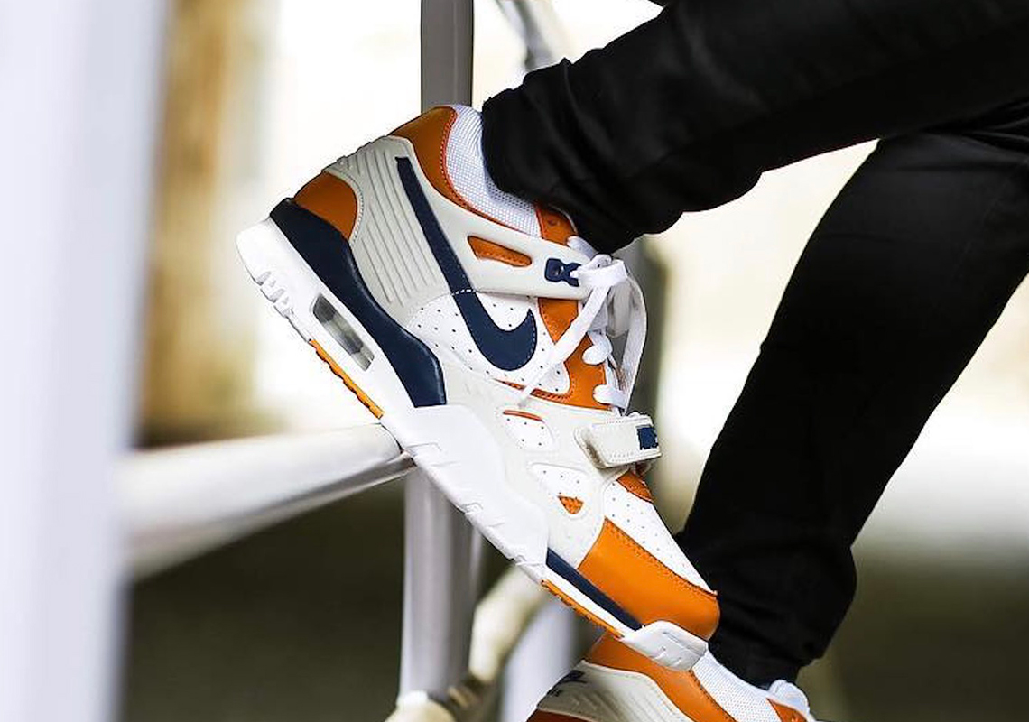 Nike Air Trainer 3 Medicine Ball CJ1436-100 Store List | SneakerNews.com