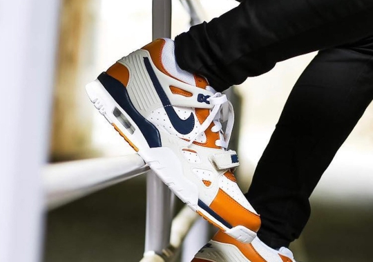 "Where To Buy The Nike Air Trainer 3 ""Medicine Ball"""