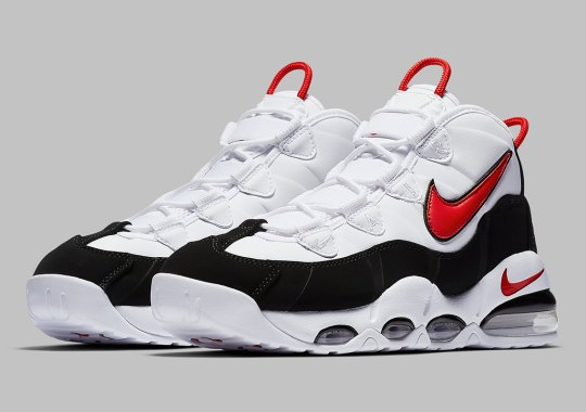 Nike Is Bringing Back This Original Colorway Of The Air Max Uptempo