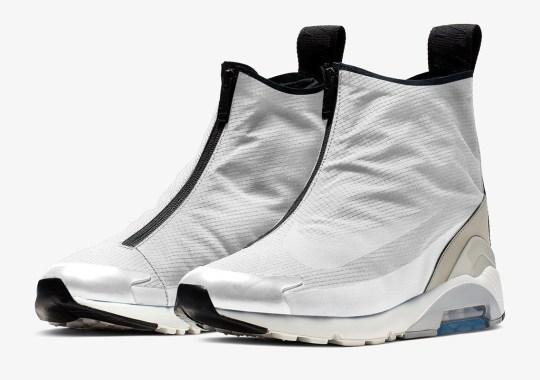 AMBUSH x Nike Air Max 180 Hi In White Releases On April 26th