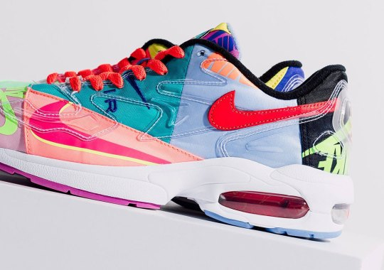 3ede9a7f91e2 Nike Air Max 2 Light Release Dates + Buying Guide