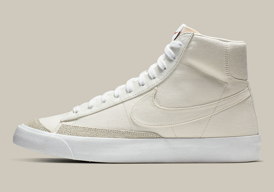 get online united states uk store Nike Blazer Mid 77 Sail CD8238 100 Release Info ...