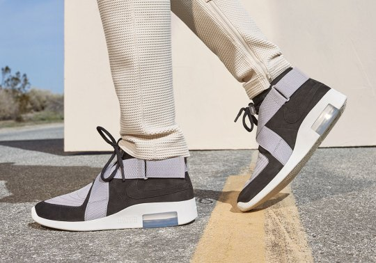 The Nike Air Fear Of God Spring/Summer Collection Releases On April 27th