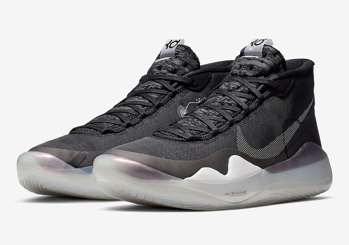 dbfeabac71ba Where To Buy Nike KD 12 Black White Kevin Durant Shoes