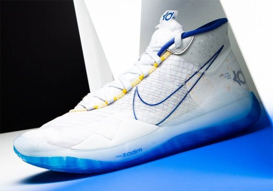 Nike To Release A KD 12 For Warriors Fans