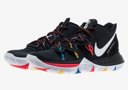 "fb275be11ae The Nike Kyrie 5 ""Friends"" Releases On May 16th"