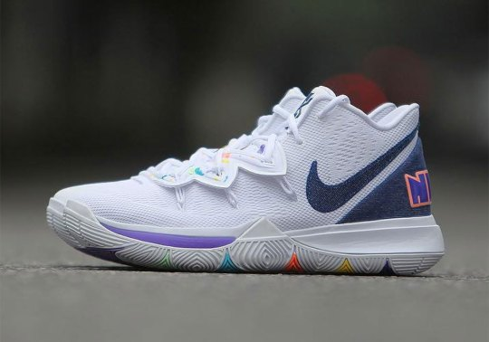 "The Nike Kyrie 5 Continues The ""Have A Nike Day"" Pack"