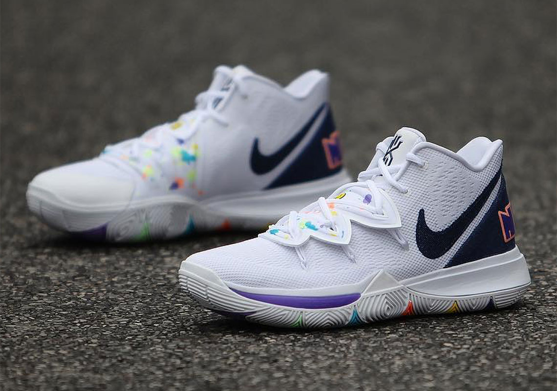 c8d6a788fa98 Nike Kyrie 5 Have A Nike Day Release Info