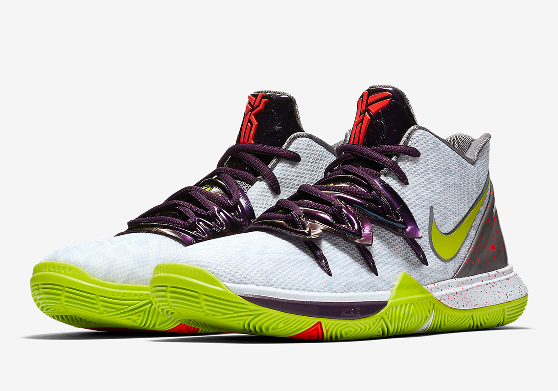 best loved cc598 6e607 Nike Kyrie 5 Mamba Mentality Chaos Release Date ...