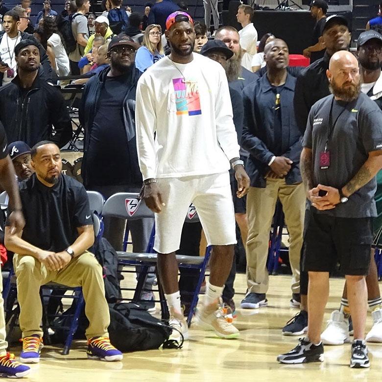 338fe7e0853 Nike LeBron 15 Air Yeezy 1 Kanye West