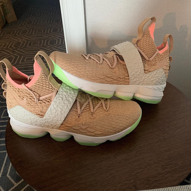 e44459e74ff6e While there are no intentions to bring back the LeBron 15 let alone this  Yeezy colorway