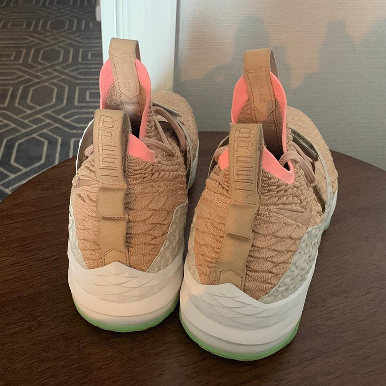 2c196fd3e46 Nike LeBron 15 Air Yeezy 1 Kanye West | SneakerNews.com