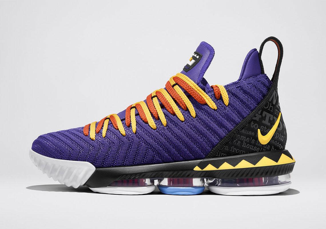 Nike LeBron 16 Martin CI1520-500