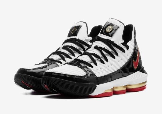 "Where To Buy The Nike LeBron 16 ""Remix"""