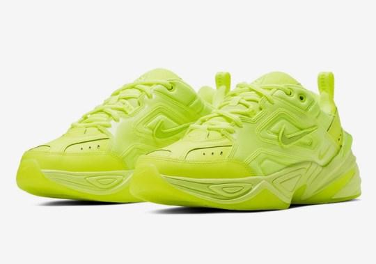 The Nike M2K Tekno Goes Triple Volt