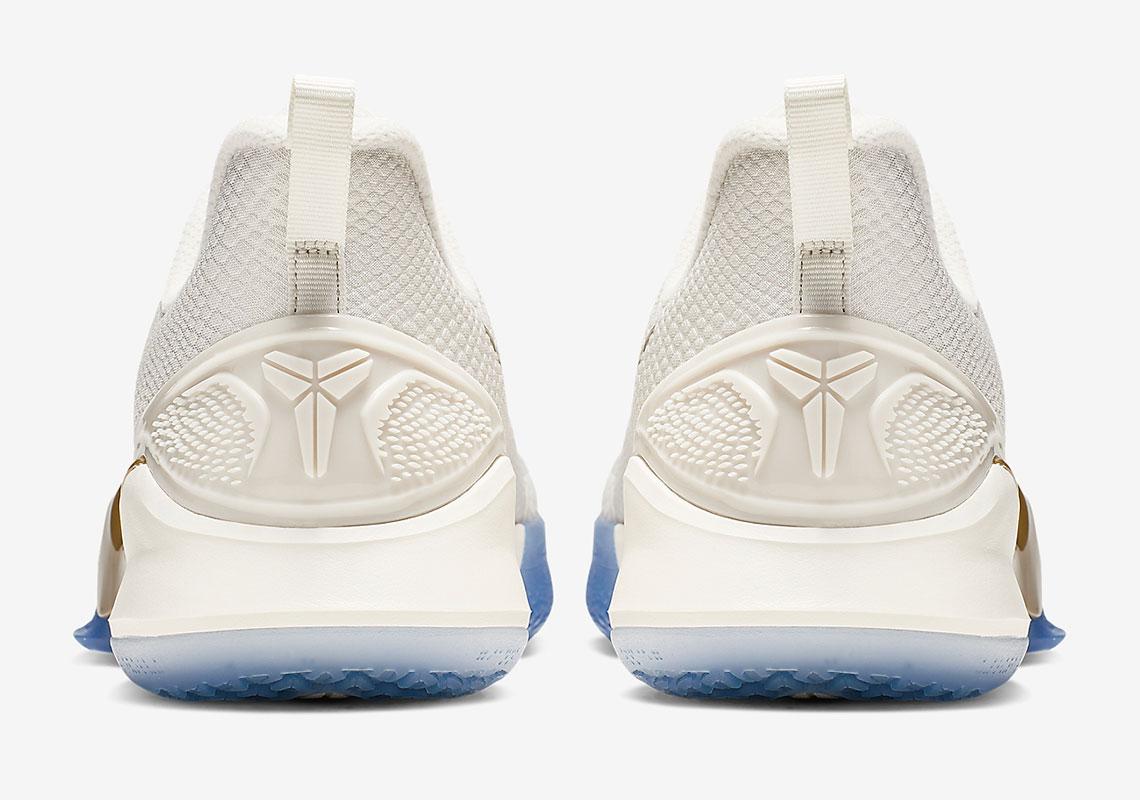 b6321df4b186 Nike Mamba Focus White Gold AO4434-004