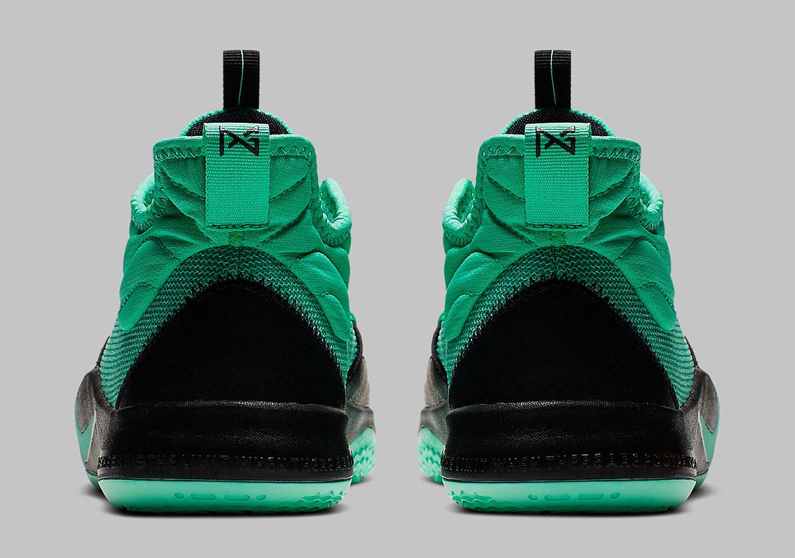 Nike PG 3 GS Menta Green Emerald Rise AQ2462 330