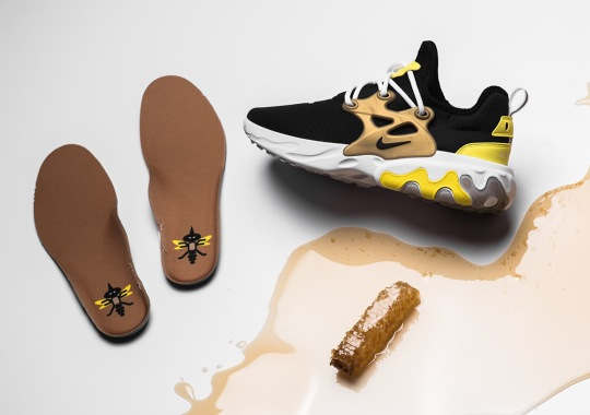 "The Nike React Presto ""Brutal Honey"" Releases On May 2nd"