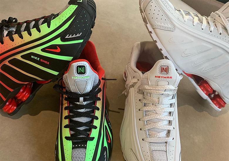 timeless design 43a52 57115 Neymar Jr. Reveals Upcoming Nike Shox R4 Collaboration