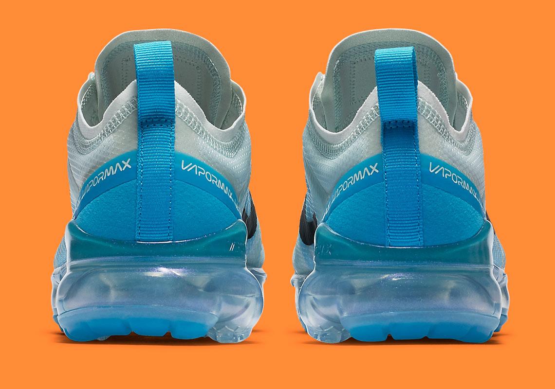 78de89c508 Nike Vapormax 2019 AR6632-003 Barely Grey Blue | SneakerNews.com