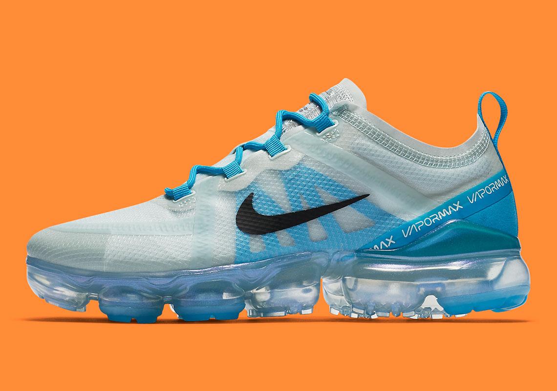 8e24e0b5b6b0d Nike Vapormax 2019 AR6632-003 Barely Grey Blue