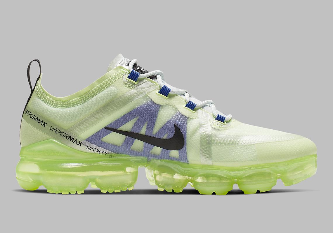 62ad99640e Nike Vapormax 2019 $190. Color: Barely Volt/Black Style Code: AR6631-702.  Advertisement