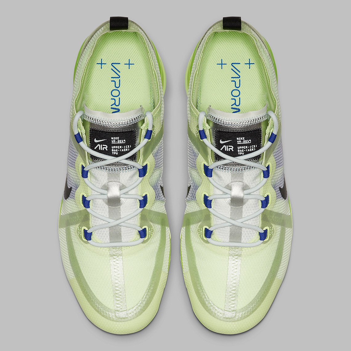reputable site e7768 37db7 Nike Vapormax 2019 Barely Volt AR6631-702 Release Info   SneakerNews.com