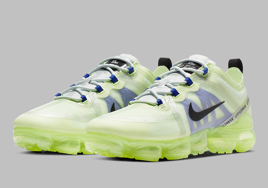"huge discount 33236 bd9f0 The Nike Vapormax 2019 Appears In ""Barely Volt"""