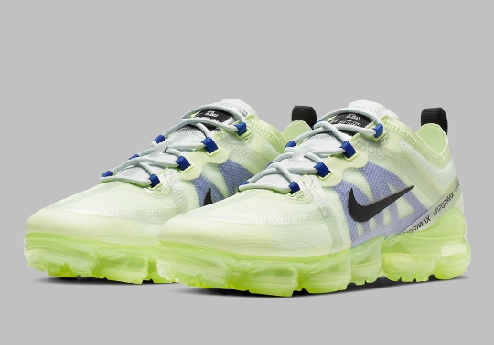 "The Nike Vapormax 2019 Appears In ""Barely Volt"""