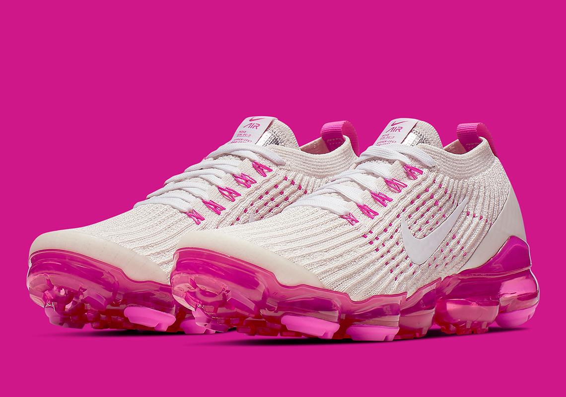 083708e2da09f Nike Vapormax 3.0 Laser Fuchsia AJ6910-005 Release Info ...