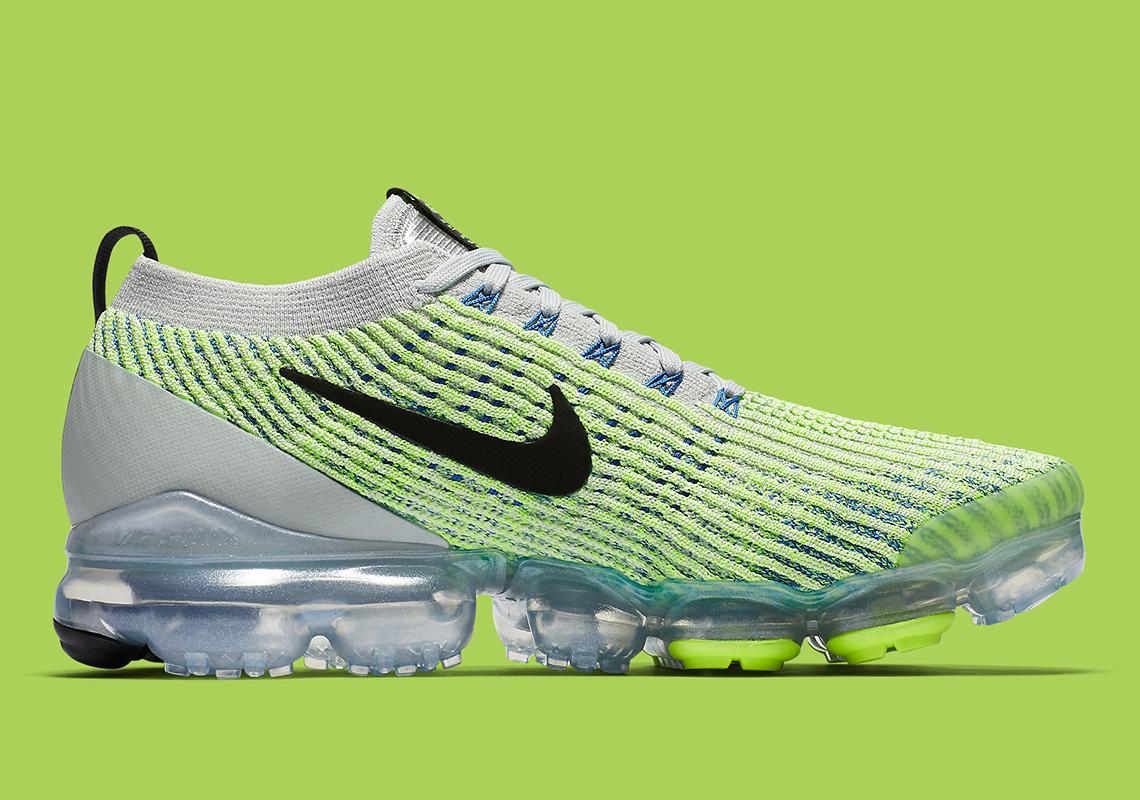 cc745c67a1 Nike Air VaporMax 2019 Barely Volt AR6631702 Release Date