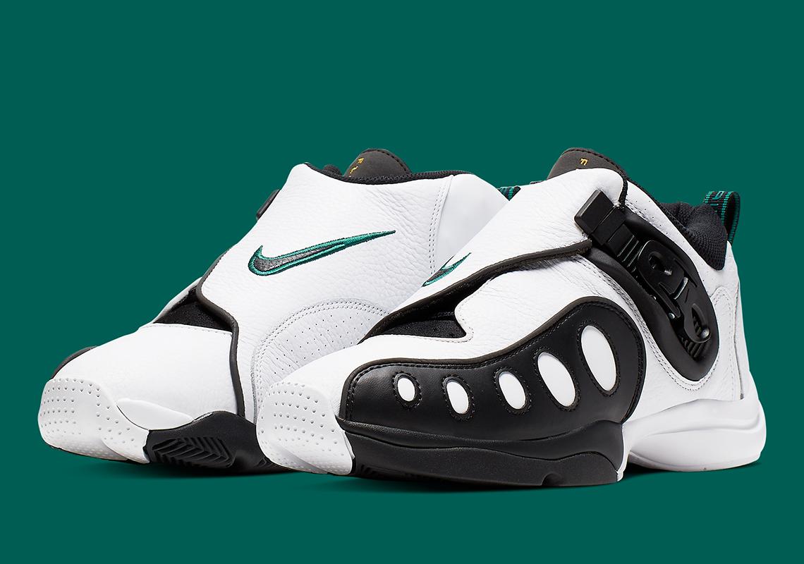 Nike Zoom GP White Black AR4342-100