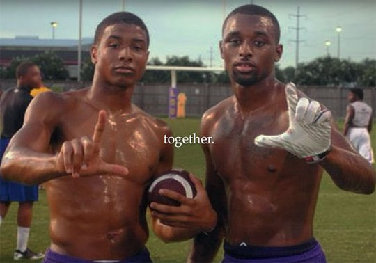 """Odell Beckham Jr. And Jarvis Landry Appear In Nike's Latest """"Crazy"""" Ad Campaign"""