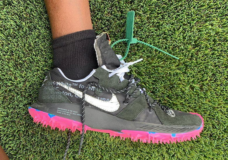 bb0d2c5826 Virgil Abloh Off-White Nike Shoe Coachella 2019 | SneakerNews.com