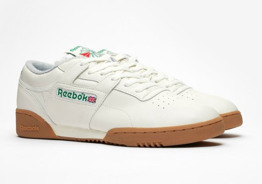 Oi Polloi Offers Up A Clean Take On The Reebok Workout Plus