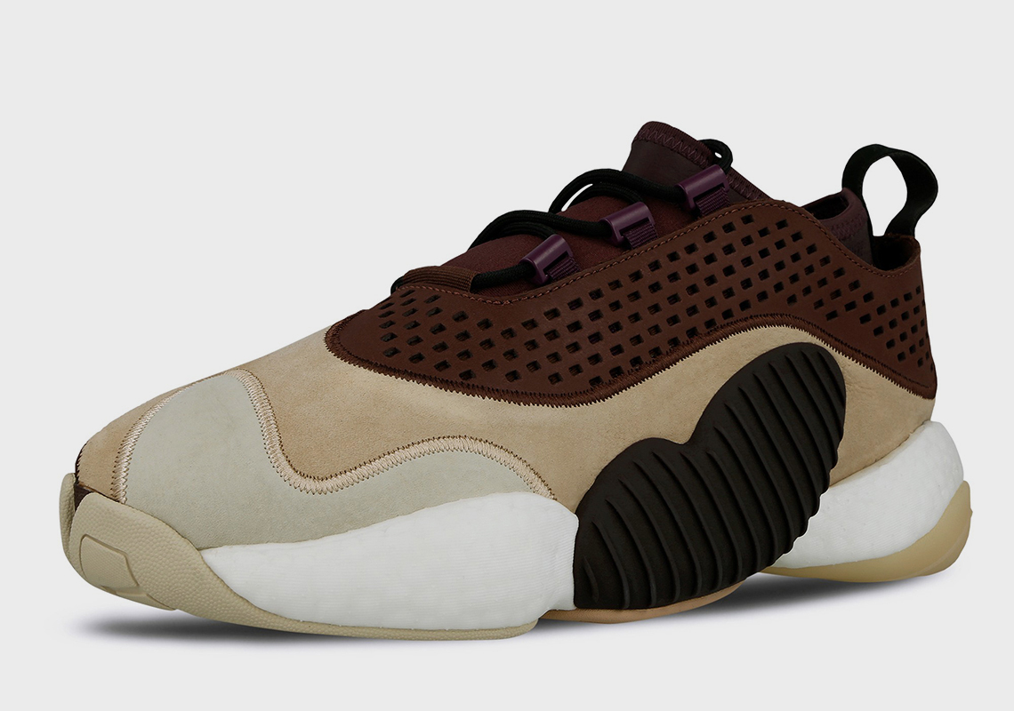 release date 5f7b5 3927b Pharrell adidas Consortium Crazy BYW Low BB9486 Release Date ...