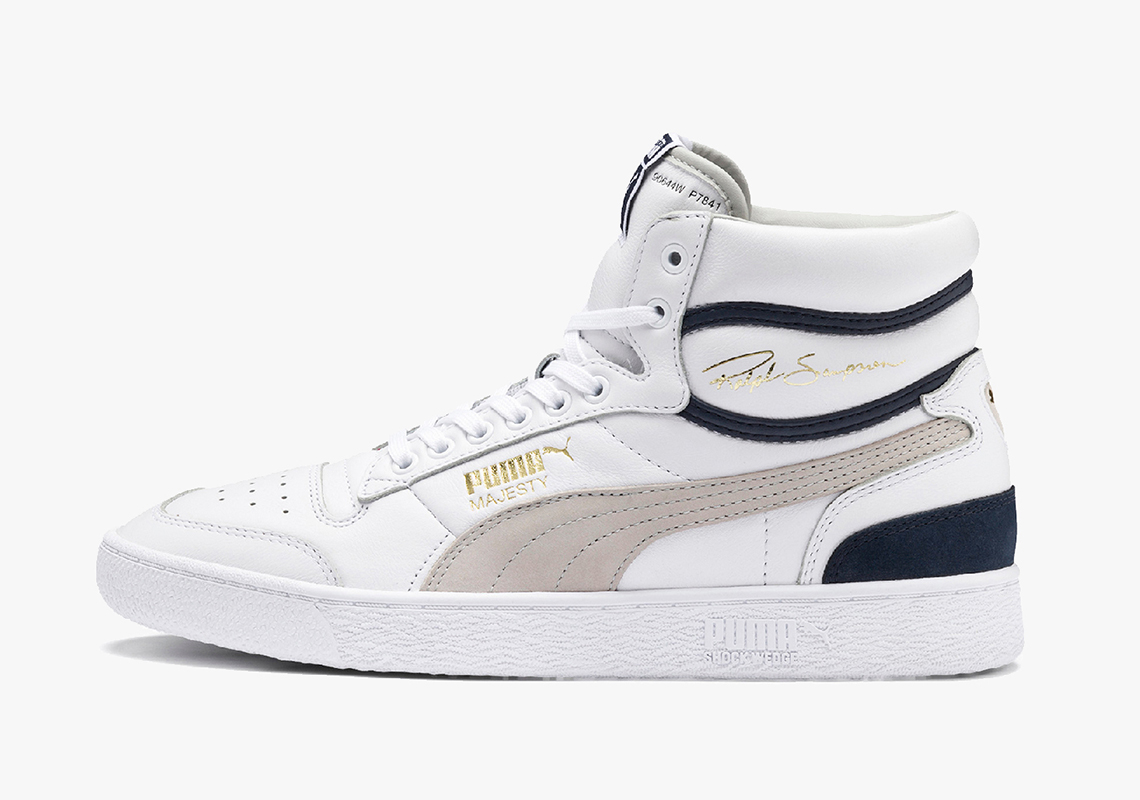 low priced 0f544 f47c1 ... Low arrives at an even  110 — so check a store list below to see where  you can secure a pair come release day. Advertisement. Puma Ralph Sampson  Mid OG
