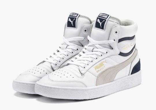 Puma Is Bringing Back Ralph Sampson's Signature Shoes