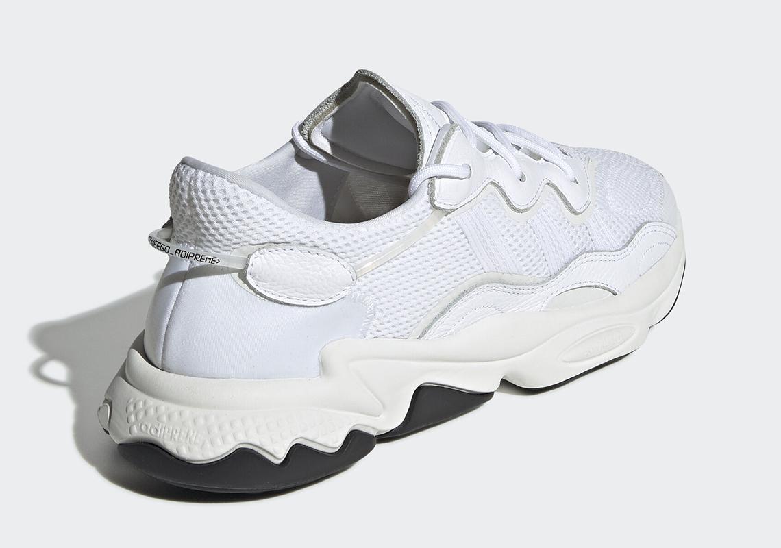 Pusha T adidas Ozweego FW2772 Release Date | SneakerNews.com