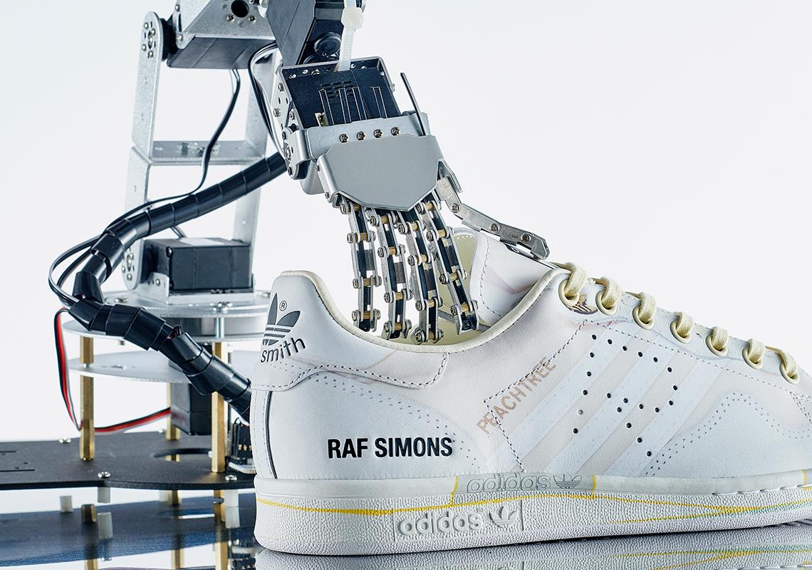 Raf Simons adidas Stan Smith +Adilette
