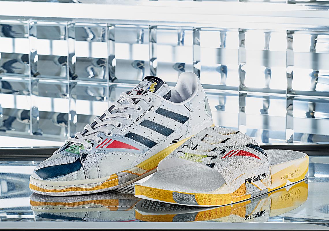 best website 0a3cc 0e3b7 Raf Simons x adidas Micropacer Stan Smith