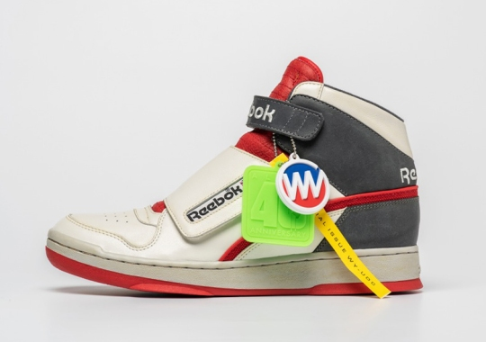 """3ce6e03b4c1 Reebok Re-issues The Alien Stomper """"Bishop"""" For Film s 40th Anniversary"""