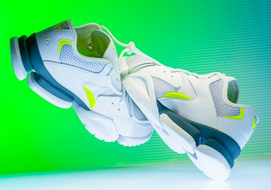 """The Reebok Run.r 96 Arrives In A Classic """"Citron"""" Colorway"""