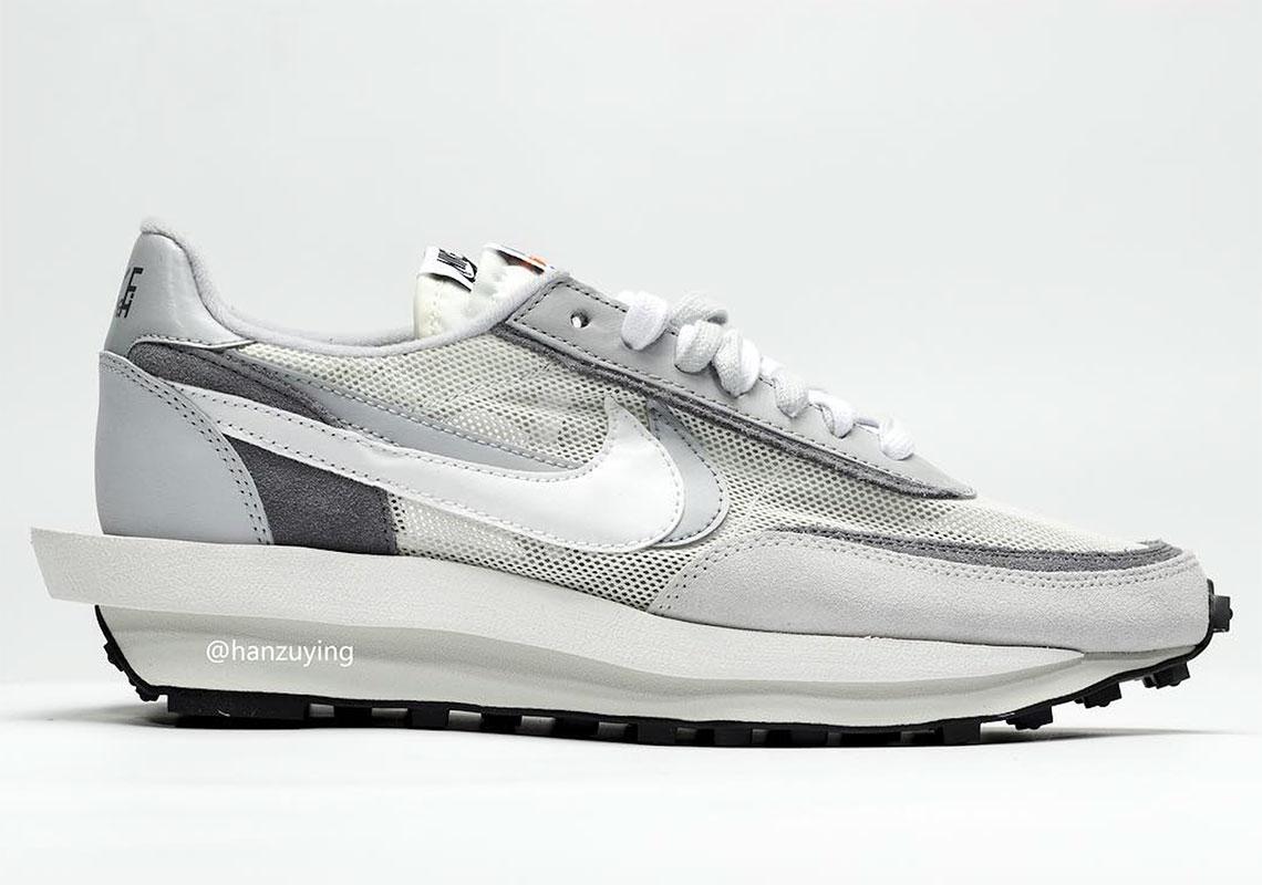 Siempre Kosciuszko Ídolo  Sacai Nike LDV Waffle Grey BV0073-100 | SneakerNews.com