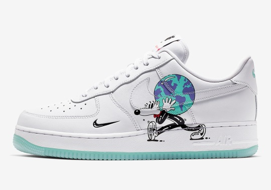 Steve Harrington's Nike Earth Day Collection Releases On April 22nd