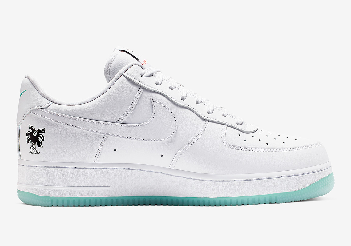 WTB] Nike Air Force 1 Earth Day Steve Harrington in size 4