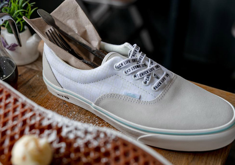 3be6830071c6 Vans Teams Up With NYC s Sweet Chick For Chicken And Waffles Tribute