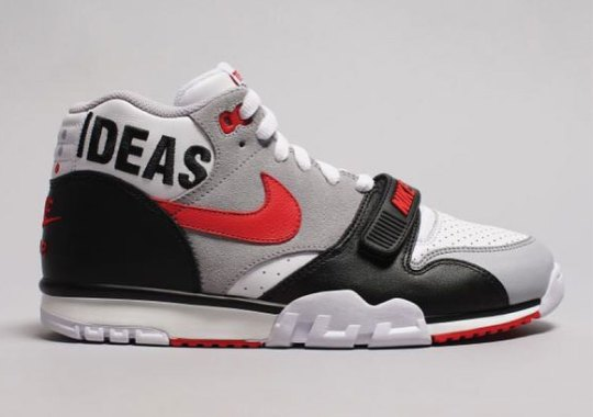 TEDxPortland And Nike Present A Limited Edition Air Trainer 1